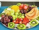 Тарелка фруктовая