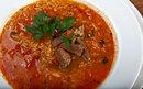 Суп харчо с говядиной (350 мл)