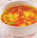 Суп картофельный со сладким перцем (350мл)