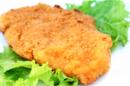 Куриная отбивная в сухарях (130гр)
