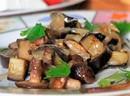 Закуска из баклажанов с грибами (130 гр)