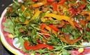 Салат с говядиной и перцем (130гр)