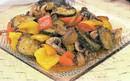 Кабачки с грибами 200 гр.