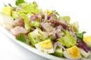 Салат из сельди (130 гр)