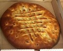 Пирог с мясом 1000 гр.