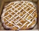 Пирог с фруктами 1000 гр.