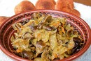 Солянка капустная с грибами 200 гр.