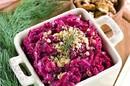 Салат из свёклы с орехом (130г)